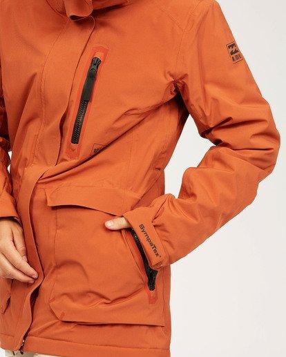 8 Adventure Division Collection Trooper Stx - Wasserdichte Jacke für Frauen  U6JF20BIF0 Billabong