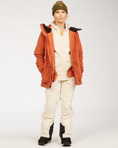 1 Adventure Division Collection Trooper Stx - Wasserdichte Jacke für Frauen  U6JF20BIF0 Billabong