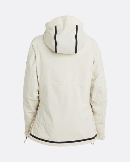 10 Adventure Division Collection Passage - Jacket for Women White U6JF21BIF0 Billabong
