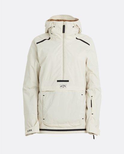 9 Adventure Division Collection Passage - Jacket for Women White U6JF21BIF0 Billabong