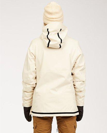 3 Adventure Division Collection Passage - Jacket for Women White U6JF21BIF0 Billabong