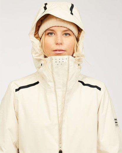 8 Adventure Division Collection Passage - Jacket for Women White U6JF21BIF0 Billabong