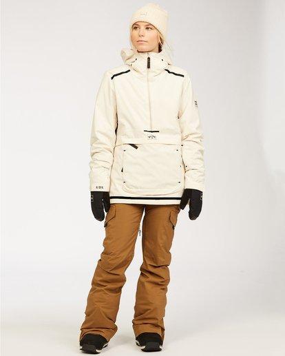 4 Adventure Division Collection Passage - Jacket for Women White U6JF21BIF0 Billabong