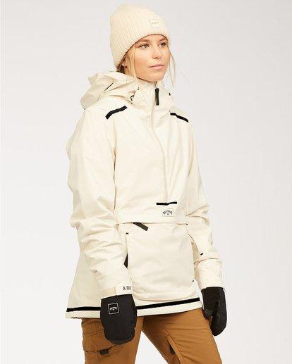 1 Adventure Division Collection Passage - Jacket for Women White U6JF21BIF0 Billabong
