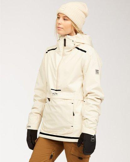 2 Adventure Division Collection Passage - Jacket for Women White U6JF21BIF0 Billabong