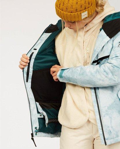 6 Adventure Division Collection Eclipse - Jacket for Women Multicolor U6JF22BIF0 Billabong