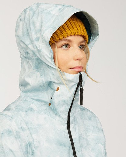 9 Adventure Division Collection Eclipse - Jacket for Women Multicolor U6JF22BIF0 Billabong