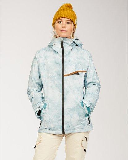 0 Adventure Division Collection Eclipse - Jacket for Women Multicolor U6JF22BIF0 Billabong