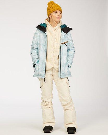 4 Adventure Division Collection Eclipse - Jacket for Women Multicolor U6JF22BIF0 Billabong