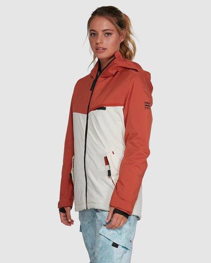 2 Eclipse Jacket Orange U6JF22S Billabong