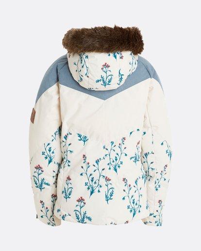9 Daytime - Puffer Jacket for Women White U6JF23BIF0 Billabong