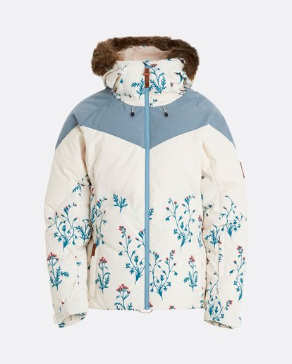 8 Daytime - Puffer Jacket for Women White U6JF23BIF0 Billabong