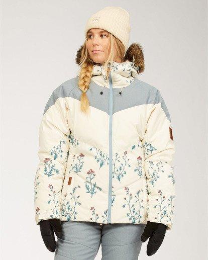 0 Daytime - Puffer Jacket for Women White U6JF23BIF0 Billabong