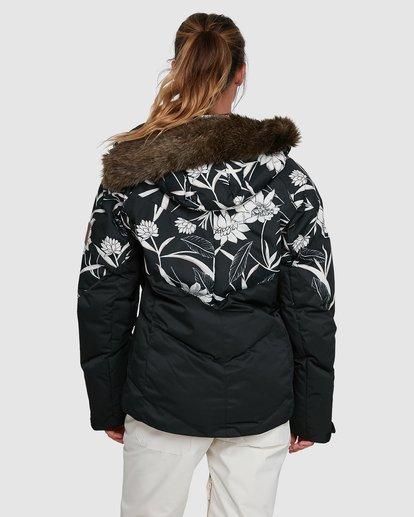 3 Daytime Puffer Jacket Black U6JF23S Billabong