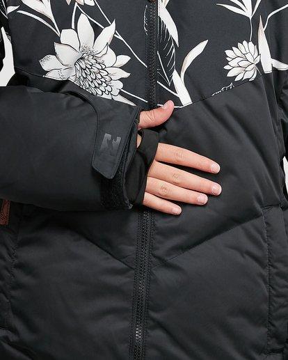 5 Daytime Puffer Jacket Black U6JF23S Billabong