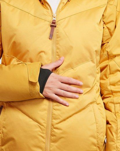 5 Daytime Puffer Jacket Green U6JF23S Billabong
