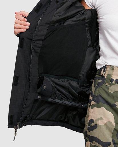 5 Go Outside Jacket Black U6JF24S Billabong