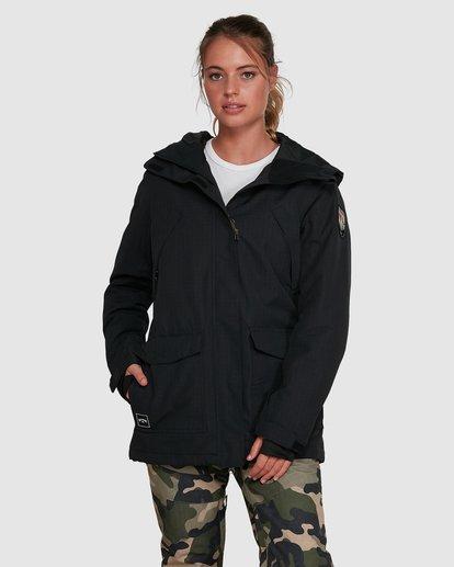 1 Go Outside Jacket Black U6JF24S Billabong