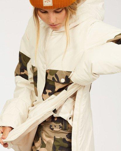 6 Day Break - Jacke für Frauen Gemustert U6JF26BIF0 Billabong