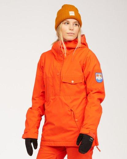 2 Day Break - Jacket for Women Multicolor U6JF26BIF0 Billabong