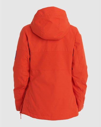 1 Day Break Jacket Orange U6JF26S Billabong