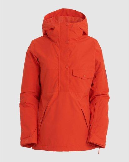 0 Day Break Jacket Orange U6JF26S Billabong