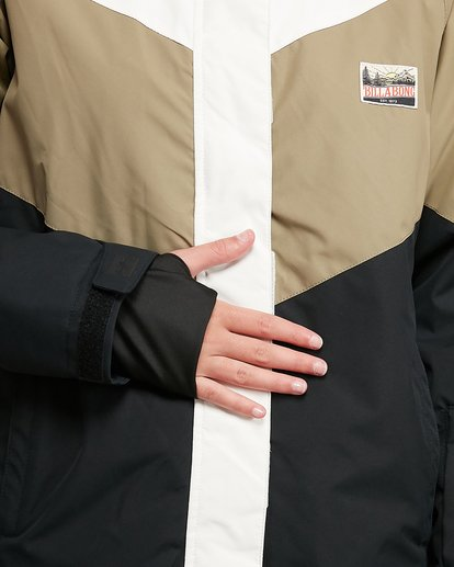 4 Good Life Jacket Black U6JF27S Billabong