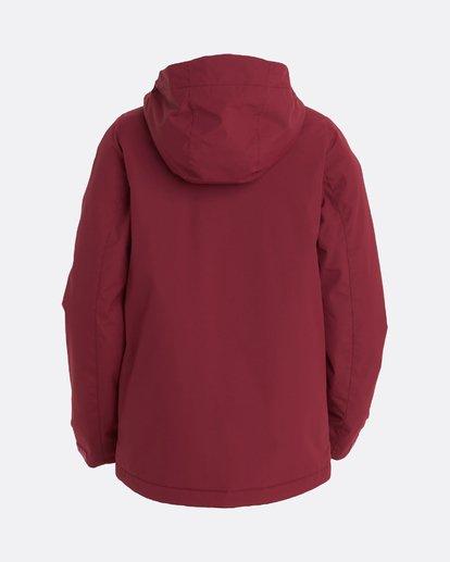 1 Sula - Chaqueta para Mujer Rojo U6JF29BIF0 Billabong