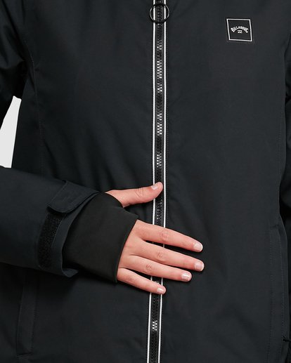 4 Sula Jacket Black U6JF29S Billabong