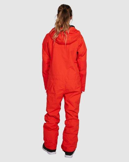 2 Break Of Dawn Suit Orange U6JF30S Billabong