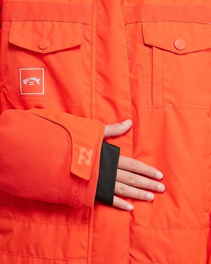 3 Break Of Dawn Suit Orange U6JF30S Billabong