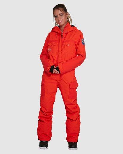 0 Break Of Dawn Suit Orange U6JF30S Billabong