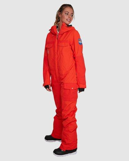1 Break Of Dawn Suit Orange U6JF30S Billabong