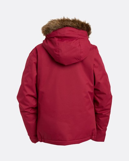1 Sula - Jacke für Mädchen Rot U6JG20BIF0 Billabong