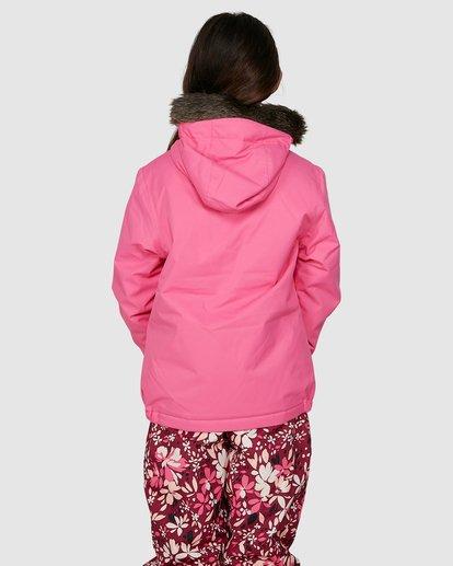 2 Girls Sula Jacket Pink U6JG20S Billabong