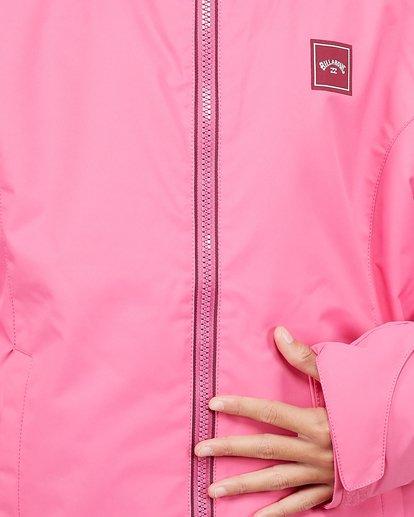 3 Girls Sula Jacket Pink U6JG20S Billabong