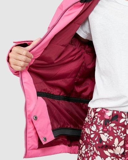 4 Girls Sula Jacket Pink U6JG20S Billabong