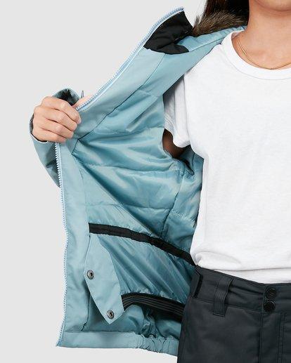 4 Girls Sula Jacket Blue U6JG20S Billabong