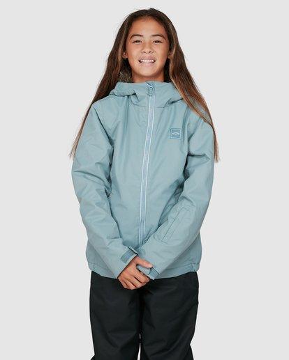 0 Girls Sula Jacket Blue U6JG20S Billabong