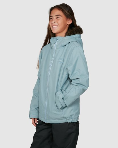 1 Girls Sula Jacket Blue U6JG20S Billabong