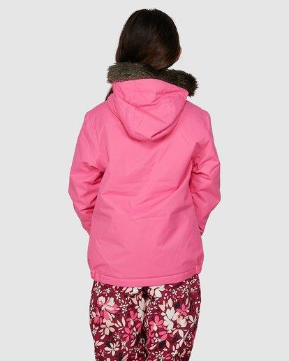 7 Girls Sula Jacket Pink U6JG20S Billabong
