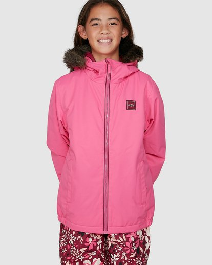 5 Girls Sula Jacket Pink U6JG20S Billabong