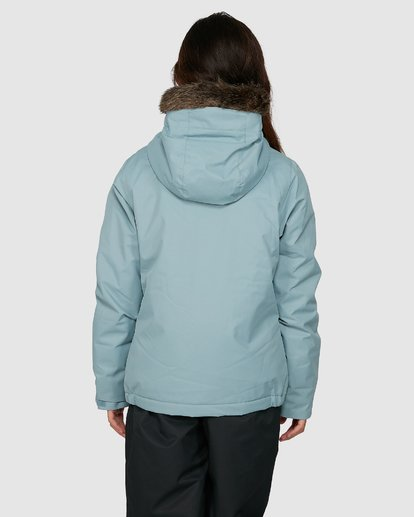 7 Girls Sula Jacket Blue U6JG20S Billabong