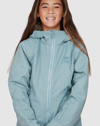 8 Girls Sula Jacket Blue U6JG20S Billabong