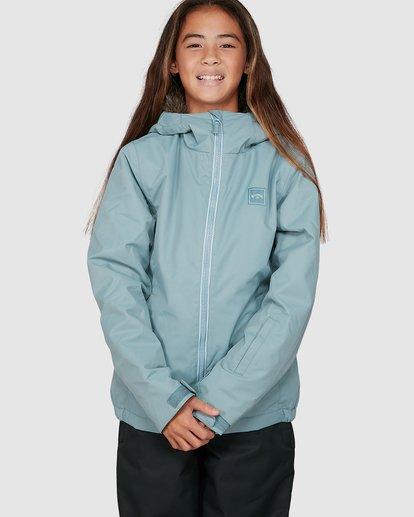 5 Girls Sula Jacket Blue U6JG20S Billabong