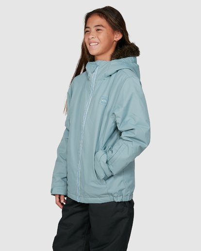6 Girls Sula Jacket Blue U6JG20S Billabong
