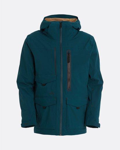 9 Adventure Division Collection Prism Stx - Wasserdichte Jacke für Männer  U6JM20BIF0 Billabong