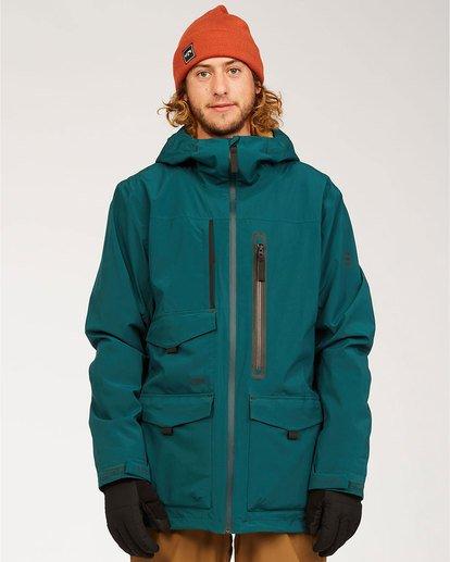 0 Adventure Division Collection Prism Stx - Wasserdichte Jacke für Männer  U6JM20BIF0 Billabong