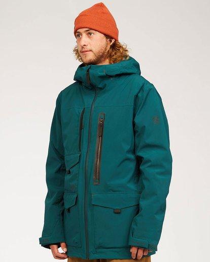 4 Adventure Division Collection Prism Stx - Wasserdichte Jacke für Männer  U6JM20BIF0 Billabong