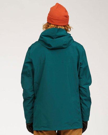 5 Adventure Division Collection Prism Stx - Wasserdichte Jacke für Männer  U6JM20BIF0 Billabong